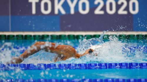 David Popovici, după finala la JO de la Tokyo: Nu mi-a ieșit, dar nu-i nimic. Învăț!