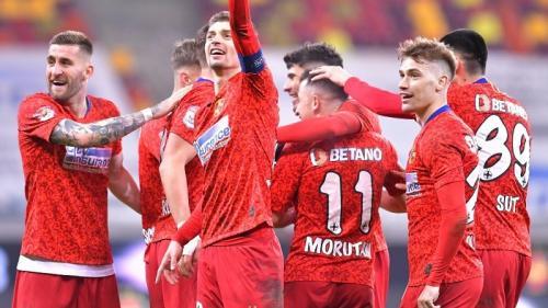 """O nouă """"performanță"""" marca Gigi Becali. FCSB, eliminată din turul doi preliminar din Conference League"""