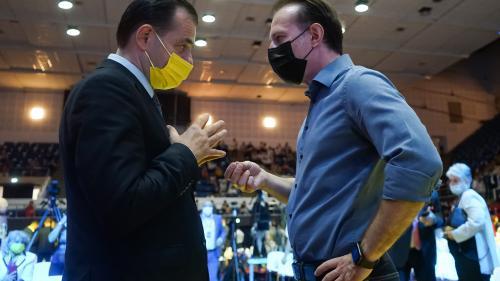 Orban îl atacă din nou pe Cîțu