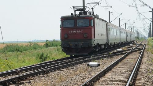 Un alt grup de copii, blocat într-un tren pe ruta Mangalia –Timișoara. Călătoria lor durează de peste 24 de ore
