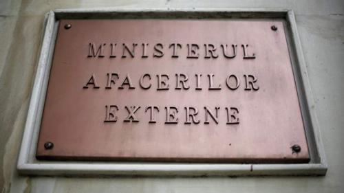 """MAE: autoritățile omaneze au confirmat decesul unui cetățean român aflat la bordul """"Mercer Street"""""""