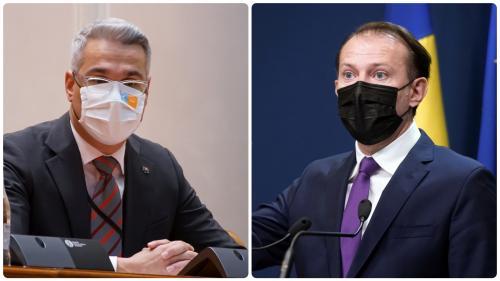 Ministerul Justiției cumpără consultanță de la compania înființată de premierul Florin Cîțu și de europarlamentarul USR-PLUS Dragoș Pîslaru