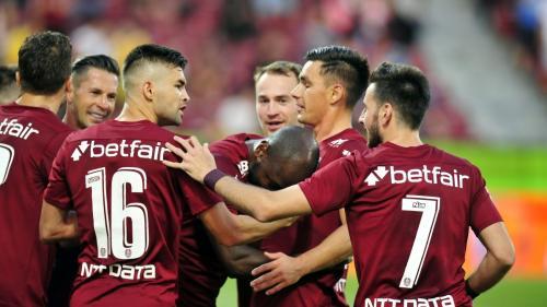 CFR Cluj întâlnește Young Boys Berna în turul 3 preliminar al Champions League