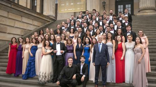 Orchestra Română de Tineret a şasea oară la Konzerthaus Berlin