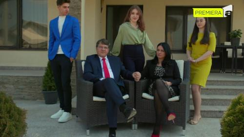 """Premiera serialului """"Povești de familie"""", la Antena 1, lider de audiență"""