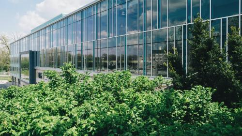 Ce elemente exterioare esențiale dețin clădirile de birouri ale viitorului