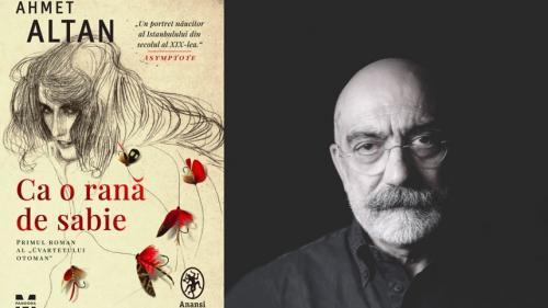 Incursiune în universul literaturii lui Ahmet Altan. Dialog pornind de la romanul Ca o rană de sabie