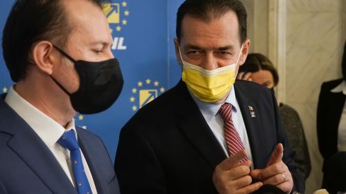 Orban: La congres nu e despre alegeri între Orban sau Cîțu. E alegerea între a fi sau a nu fi