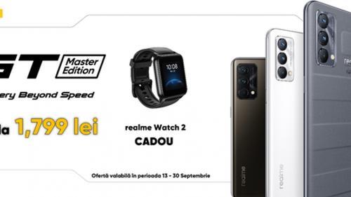 realme lansează în România modelul GT Master Edition
