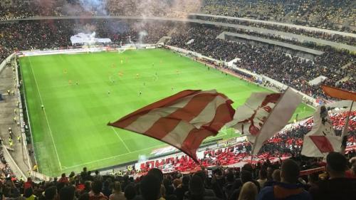 Cluburile FCSB şi Dinamo, sancţionate cu 15.000, respectiv 10.000 de lei de Comisia de Disciplină