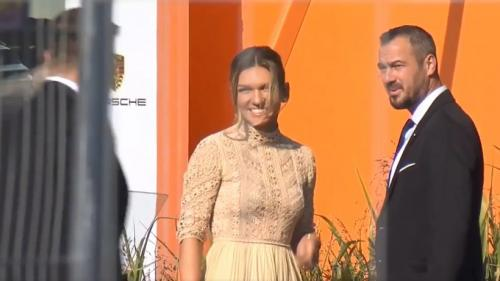 Nunta anului: Simona Halep s-a căsătorit cu Toni Iuruc. Imagini spectaculoase de la eveniment