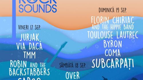 Începe Danube Rock Sounds la Galați