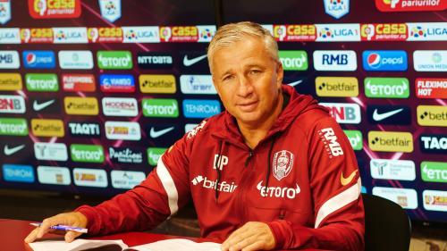 Conference League: FK Jablonec - CFR Cluj 1-0. Dan Petrescu şi Marius Şumudică s-au certat după meci