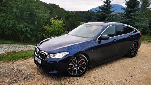 Gran Turismo, un altfel de BMW