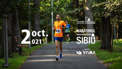 Ovidiu Dragoman și echipa Teatrului de Balet Sibiu participă la Maratonul Internațional Sibiu