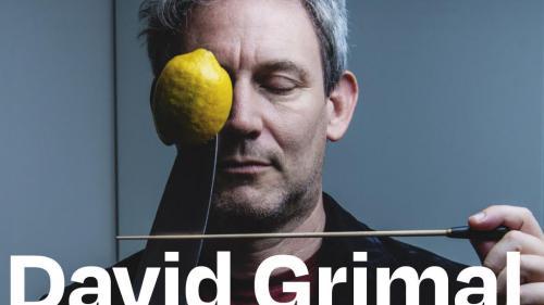 Violonistul David Grimal lansează pe 17 septembrie CD-ul Chausson, Ravel, Enescu într-o discuție cu participarea publicului și autografe