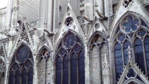 Catedrala Notre-Dame, mistuită de flăcări în 2019, ar putea fi redeschisă credincioşilor în 2024