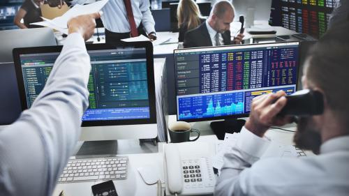 Bursa din Hong Kong în scădere puternică pe fondul prăbuşirii gigantului Evergrand