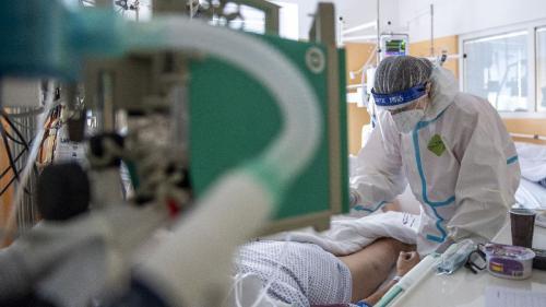 Capitala nu mai are niciun pat liber la ATI pentru bolnavii de COVID-19