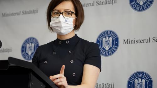 Ioana Mihăilă îl avertizează pe Florin Cîțu cu privire la ancheta privind valul 4 al pandemiei de COVID-19