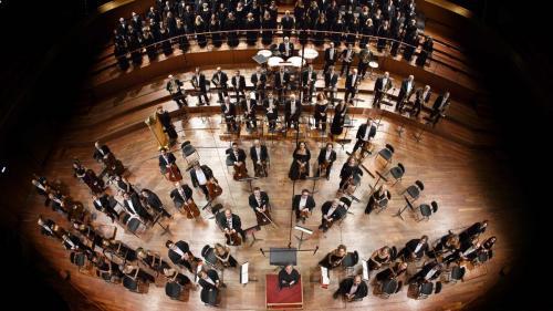 """Festivalul Enescu prezintă premiera operei enesciene """"Strigoii"""" în România  Vlad Ivanov – narator, alături de soprana Rodica Vica, în suita Peer Gynt de Grieg * Academia di Santa Cecilia prezintă un program modernist"""
