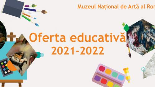 O nouă ofertă educativă MNAR!