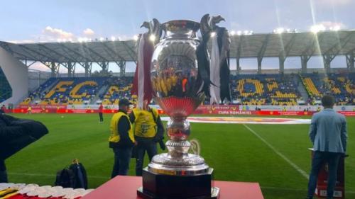 Cupa României. Meciuri tari în optimi
