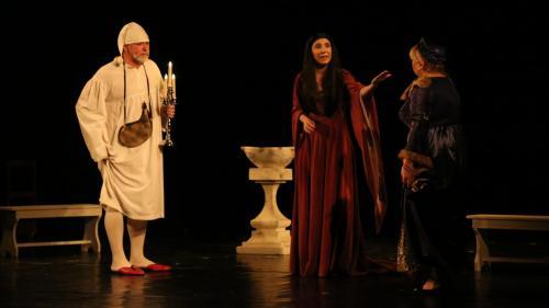 Urzeala de Prospero, o montare în premieră pe țară