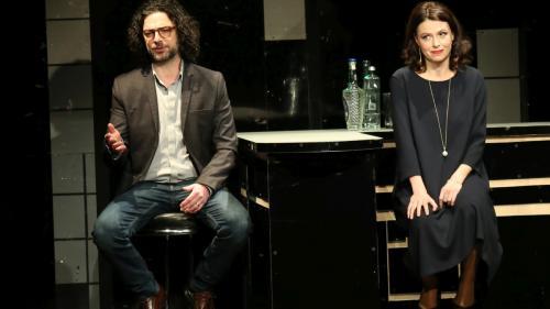 O haită de sfinți, un spectacol tulburător,  în premieră la Teatrul Nottara