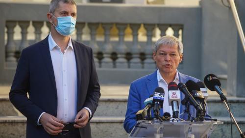 Dacian Cioloș, după intalnirea cu Iohannis: Am transmis că avem o propunere foarte serioasă de premier