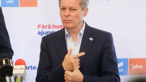 Dacian Cioloș, despre nominalizarea în funcția de premier: Am ales să acționăm