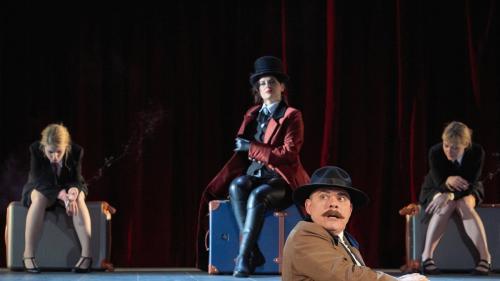 Macbett de Eugène Ionesco regizat de Silviu Purcărete, la Teatrului Maghiar de Stat de Cluj!