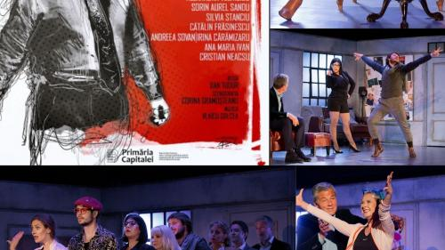 Spectacolul Ceapa al Teatrului Stela Popescu invitat pe scena Teatrului Nottara,  pe 19 octombrie