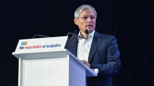 Cioloş: Criza se prelungeşte pentru că moţiunea de cenzură a fost amânată de PNL în cârdăşie cu PSD aproape o lună