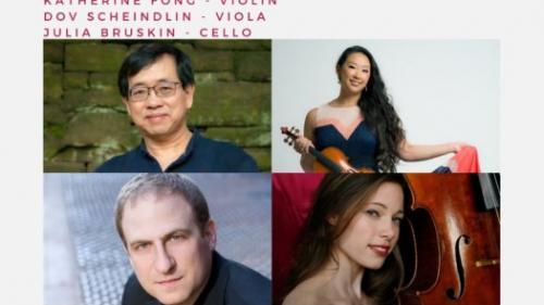 """Cvartetul de coarde al Metropolitan Opera relansează  """"Seratele Enescu"""" de la ICR New York"""