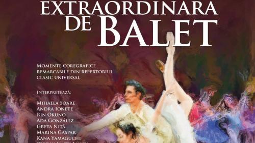 Gală Extraordinară de Balet transmisă online de ONB cu ocazia Zilei Mondiale a Baletului
