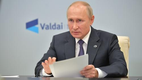Vladimir Putin face o declarație ȘOC despre gruparea Statul Islamic din Afganistan