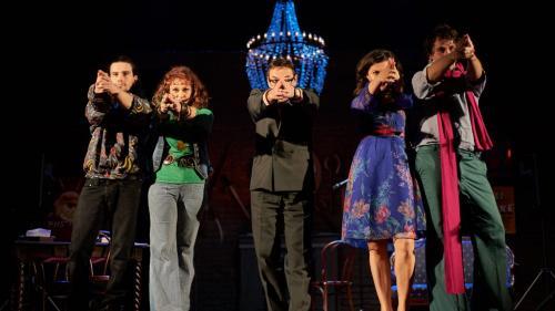 Capcană mortală, un hit de pe Broadway, în premieră în România