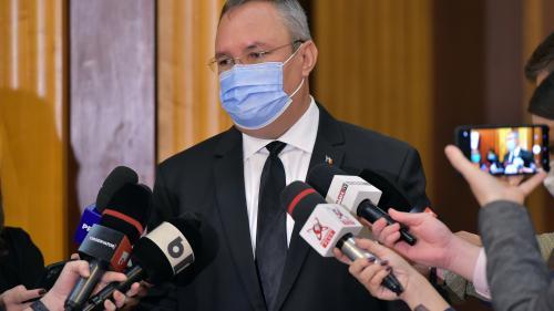 Generalul în rezervă Nicolae Ciucă, premier al unui Guvern în retragere